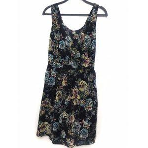 Floral forever21 dress